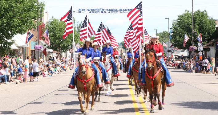ManawaMidwesternRodeoParade2018