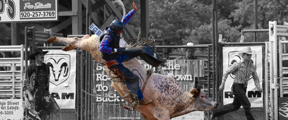 Manawa Mid Western Rodeo The Greatest Show On Dirt