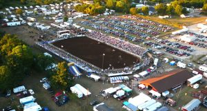 Manawa Mid Western Rodeo Arena