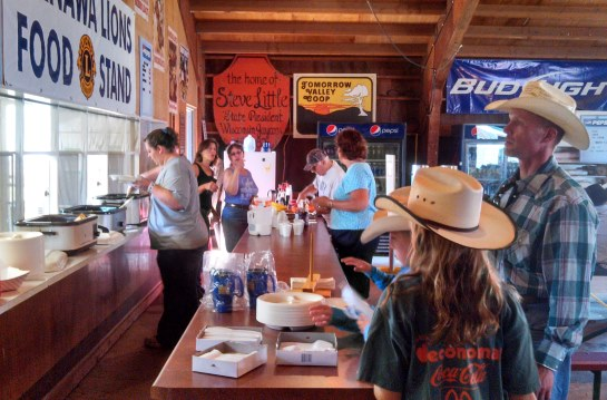 Cowboy Breakfast Manawa Rodeo